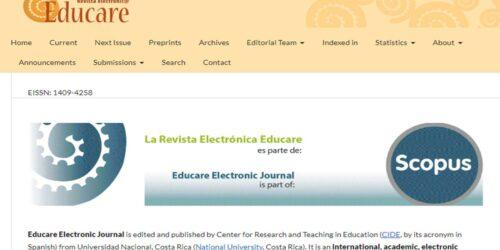 Revista educare_Investigadres CELEI